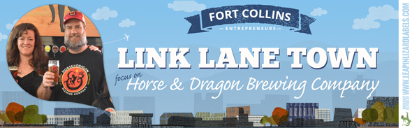 Link Lane Town: Horse & Dragon Brewing Company
