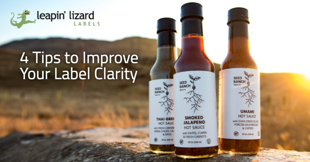Custom Product Labels: Tips to Improve Your Label Clarity